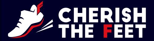 cherishthefeet logo